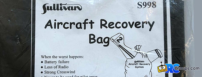 S998 – Aircraft Recovery Bag