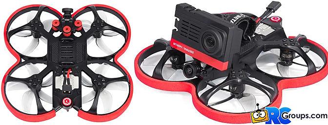 BetaFPV Beta95X V3 Whoop Quadcopter