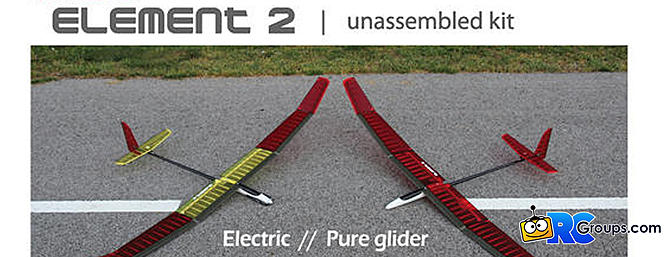 New From CLM Pro - Element 2 kits