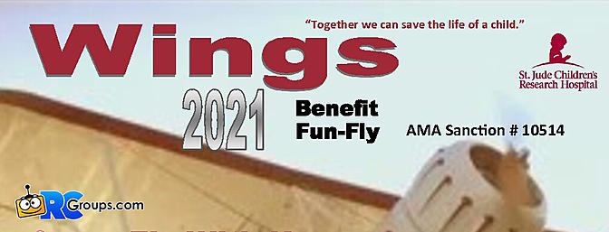 Wings for St. Jude 2021