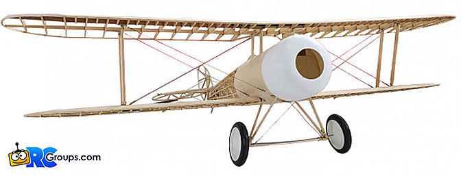 New Release - H-king RC Plane Laser Cut Scale Balsa Kits