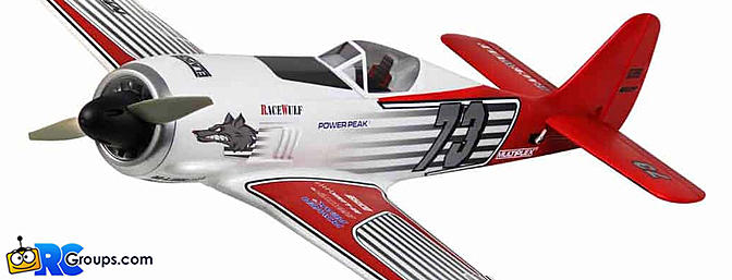 New! Mr MPX Multiplex RR RaceWulf