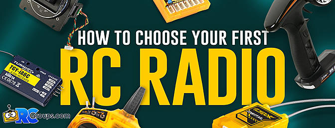 RC Radios - Everything You Need to Know - Hobbyking Tips Bench