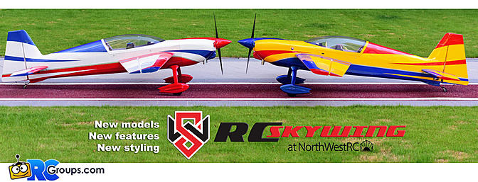 NorthWest RC - Skywing Went LIVE