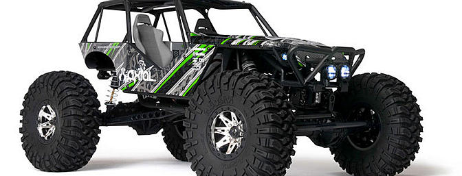 The mighty Axial Wraith!