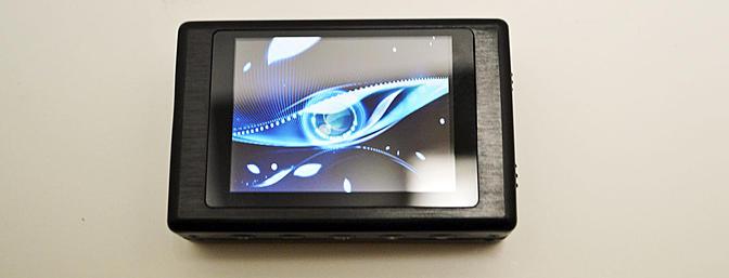 """2.5"""" TFT LCD"""