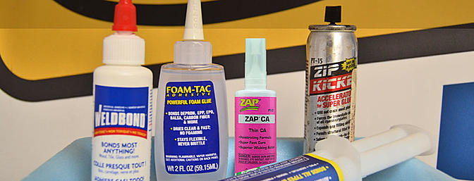 Article 5 Adhesives Used for RC - RC Groups