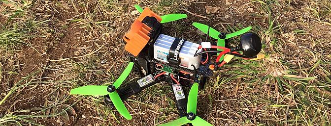 Jeff Victory was killing it with this little 230 size quad. He runs an FPV shop called Vivid Aerial. Check out his flight in the video below.