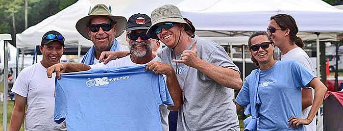 Joe Nall - Free RCGroups Shirts!!