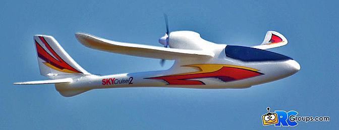 Dromida Sky Cruiser 2 - Flight Review