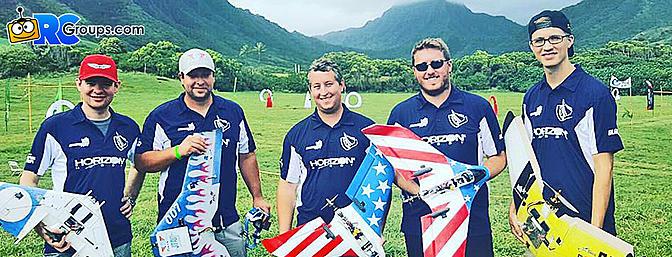 Drone Worlds Hawaii - Team USA Update!