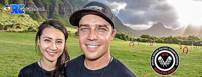 Event Update - Hawaii Drone Worlds Champ Shaun Taylor