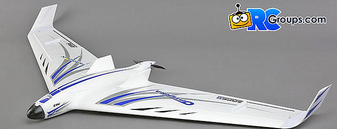 News The Opterra 2m Flying Wing - RC Groups