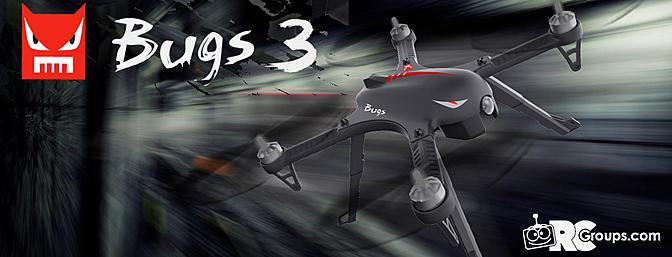 MJX RC - Bugs 3