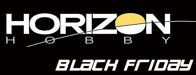 Horizon Hobby Black Friday Deals!