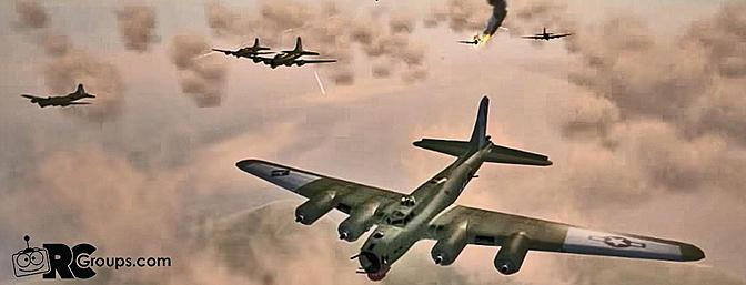 Warbirds - A WWII Online Simulator