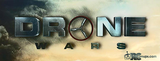 Drone Wars - The TV Show is Coming!