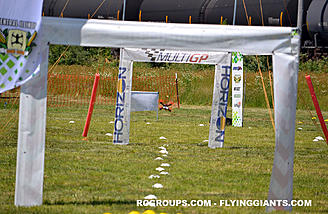 They were rocking the FPV course all day long.