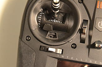 Now you can tweak your gimbals from the front!