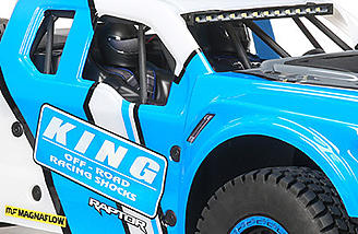 Article 1/10 Ford Raptor Baja Rey 4WD Desert Truck - RC Groups