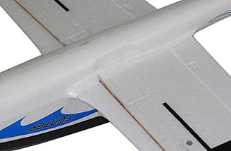 The wing assembles easily and quickly to get you in the air faster.