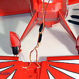 Wing servos connect.