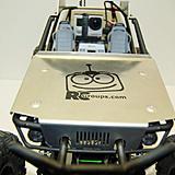 AdvancedMetalFab aluminum Axial hood.