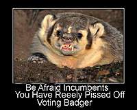 Name: Voting Badger.jpg Views: 159 Size: 100.8 KB Description: