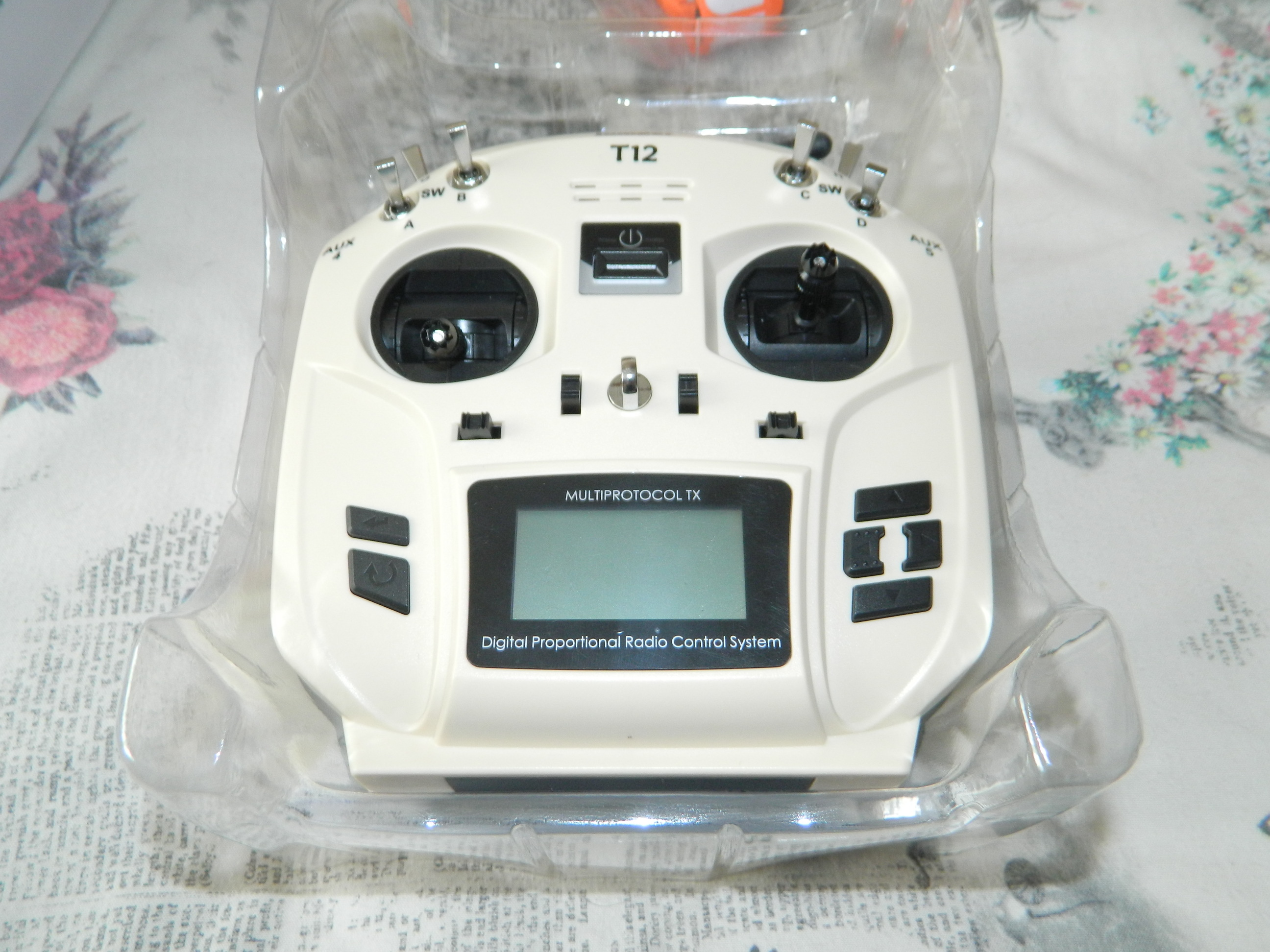 Jumper T12 OpenTX 16CH Radio Transmitter with JP4-in-1 Multi