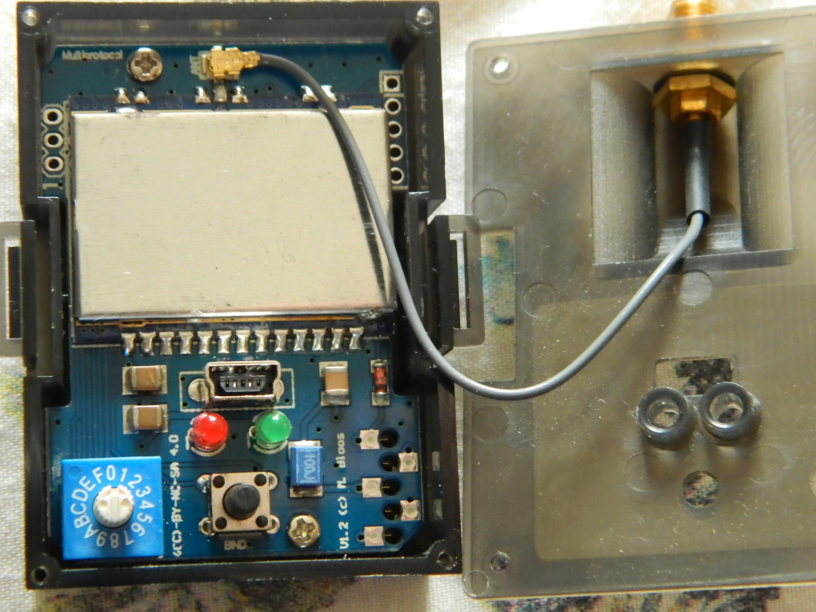 Jumper T12 OpenTX 16CH Radio Transmitter for Frsky JR Flysky -- Free