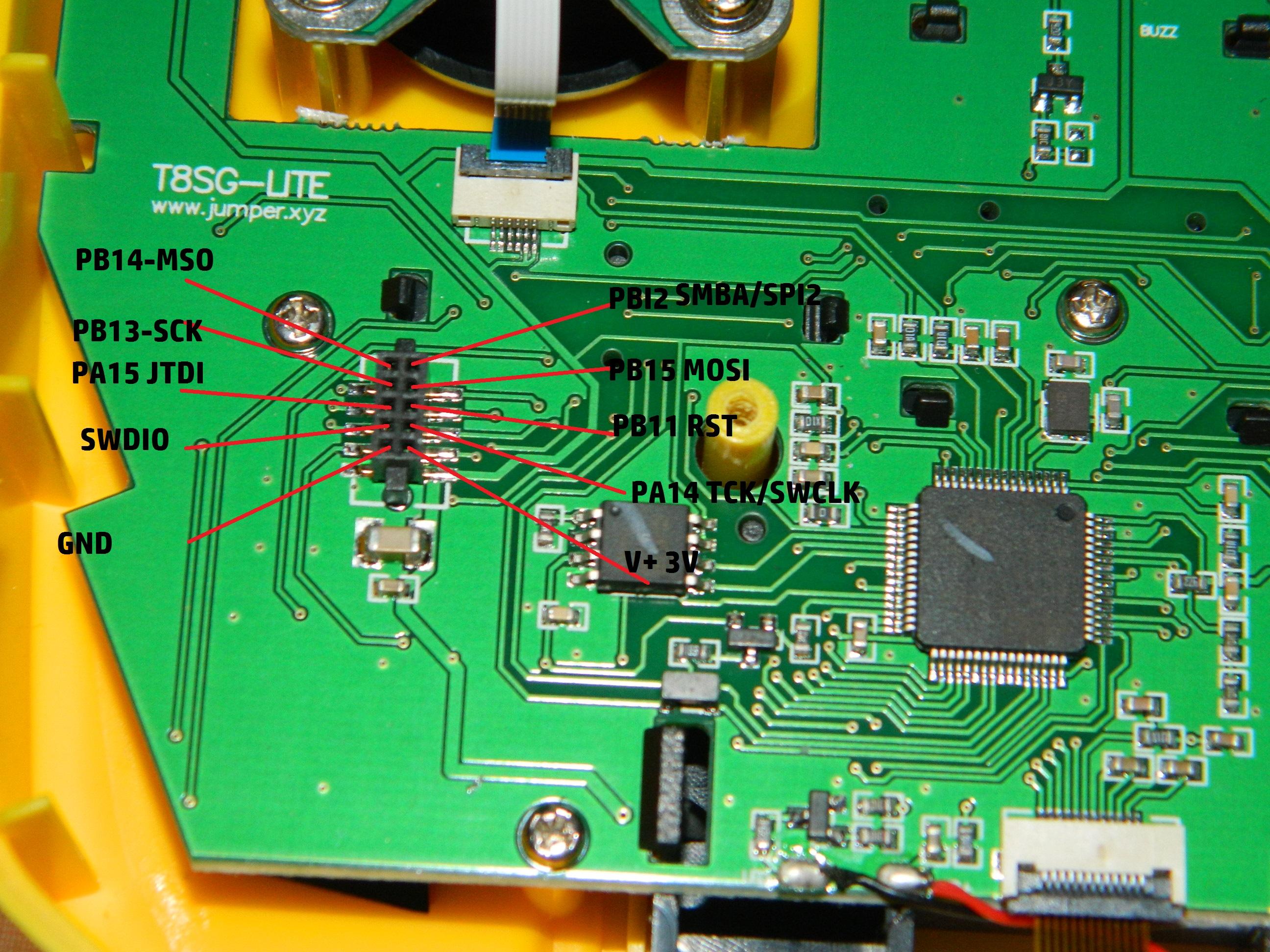 Discussion Jumper T8SG Lite Multi-Protocol Compact Full