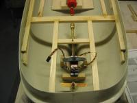 Name: 100-0005_IMG_4.jpg Views: 592 Size: 41.1 KB Description: Got the rudder servo in place.