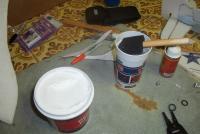 Name: IM001222.jpg Views: 3259 Size: 85.4 KB Description: Moisten a foam paint brush then....