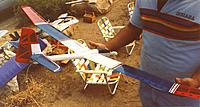 Name: AQ half size.jpg Views: 112 Size: 237.5 KB Description: I designed a half size, 45 inch, scale model of the original Aquila glider. It was wonderful - flew it for a couple of years and sold it... I wish I hadn't!