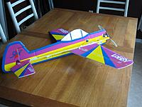 Name: MyYak5501.jpg Views: 99 Size: 199.6 KB Description: This is my foamie number ? ... but way up there, That's for sure!