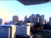 Name: RR_11-16_nashville 001_0007.jpg Views: 294 Size: 17.1 KB Description: Capitol Hill and the Bellsouth... er... I mean AT&T building - aka the BatBuilding