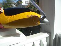 Name: CIMG0603.jpg Views: 206 Size: 66.3 KB Description: I wonder, is the shaft bent?