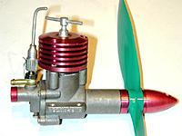 Name: Mk 17 diesel.jpg Views: 323 Size: 53.3 KB Description: Mk 17 diesel, the basis of the conversion to 4 cycle glow.