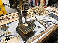 Name: IMG_3486.jpg Views: 3 Size: 828.4 KB Description: Use drill press to open a central hole in each