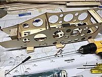 Name: 5B280F79-B233-4410-B7CF-F7158A7A2046.jpeg Views: 7 Size: 886.2 KB Description: Fuselage crutch, servos set in place