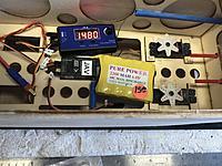 Name: F3B58EDB-64F3-48F8-B2D8-00F8F4A55BC6.jpeg Views: 6 Size: 2.74 MB Description: Using my servo cycler to test my servos