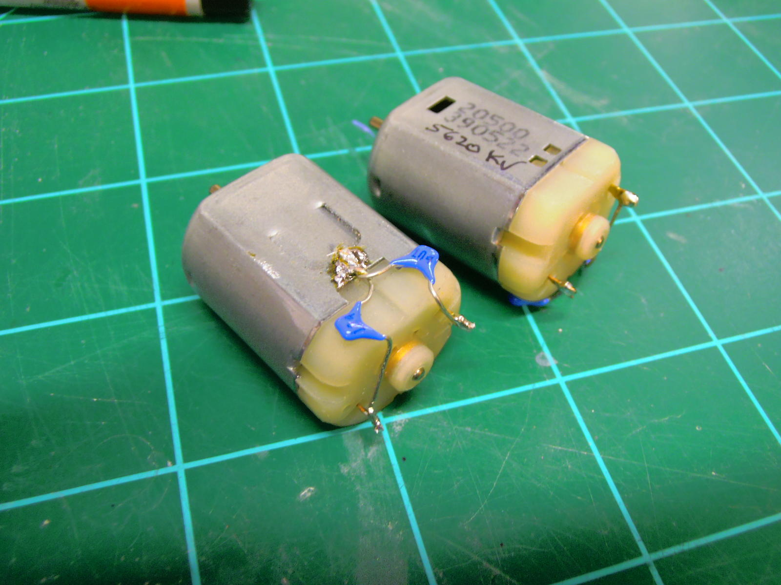 Attachment Browser Capacitor On Brushed Motor By Freddie B Rc Groups