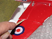 Name: IMG_3793.jpg Views: 134 Size: 157.4 KB Description: The crused area also tore the aileron hinge line, but its not clean, but jagged.