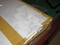 Name: IMG_3796.jpg Views: 128 Size: 166.7 KB Description: Once opened, this white tape hide job looks a bit crinkled, but was not apparent when sealed.