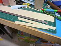 """Name: PA231446.jpg Views: 32 Size: 180.2 KB Description: 1/16"""" balsa cut into 1/2"""" wide strips."""