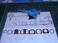 Name: Mirage 2000 C Micro Formers for fuselage.jpg