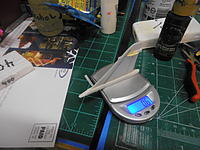 Name: PB221722.jpg Views: 192 Size: 201.3 KB Description: Sealed and sanded now 0.6g, ready to mount and paint.