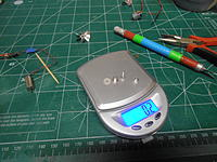 Name: PB261732.jpg Views: 143 Size: 220.7 KB Description: Micro lightweight Prop adaptor is only 0.2g.