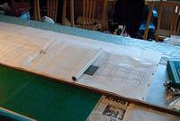 Name: AJM-3719.jpg Views: 211 Size: 92.3 KB Description: Laminating the drawings