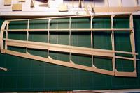 Name: AJM-3795.jpg Views: 203 Size: 92.9 KB Description: here you can see the strips under the front aileron edge. They helped create the rounded LE as well as being a surface to ease glue and attach the covering.